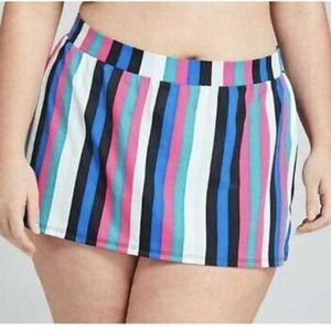 Cacique swim skirt